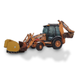 Backhoe/Pusher